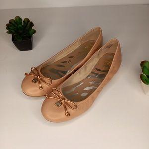 ANNE KLEIN Patricia Ballet Flats Sz 6.5M